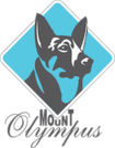 Mount Olympus Kennel Logo
